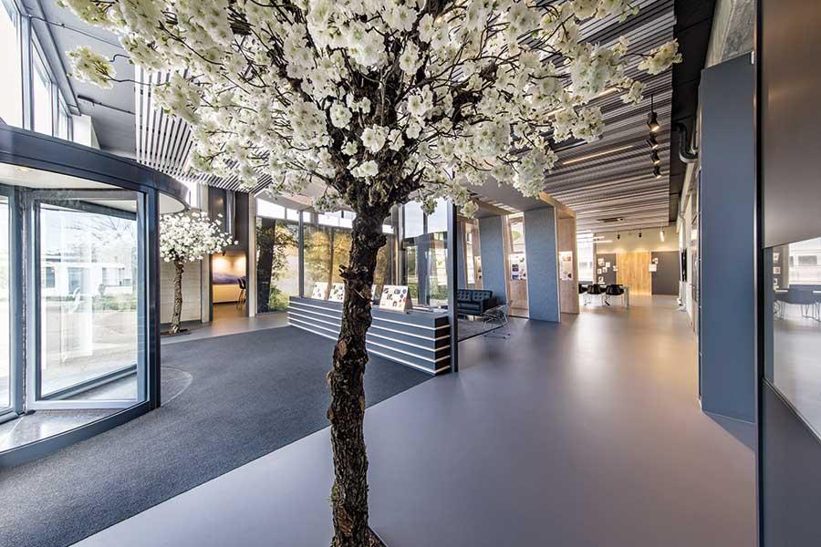 Designstudio voor het Japanse Chiyoda